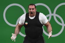 Rio 2016: Iranian Lifter Snatches New World Record