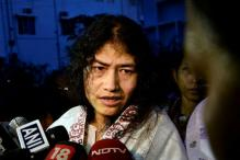 Irom Sharmila Floats People's Resurgence and Justice Alliance Party in Manipur