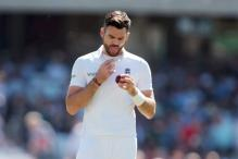 James Anderson Faces Fitness Battle Ahead of SA Test Series