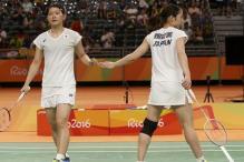 Rio 2016: Japan Defeat Denmark to Win Women's Doubles Badminton Gold