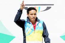 Jitu Shoots Silver at World Cup in Italy