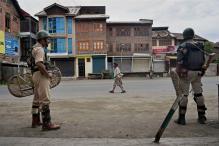 Over 3,300 Security Personnel Injured in Kashmir Violence