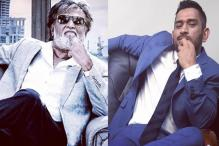MS Dhoni Posing Like Rajinikanth Is The Best Thing You'll See Today