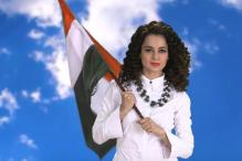 Watch: Kangana Ranaut Pays Tribute To Indian Armed Forces