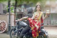 Kangana Ranaut Plays Goddess Laxmi in this Clever New 'Swachh Bharat' Ad