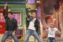 Hrithik Roshan Promotes 'Mohenjo Daro' on the Sets of 'The Kapil Sharma Show'
