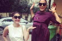 Have You Seen This Adorable Video Of Kareena Kapoor and Neha Dhupia?