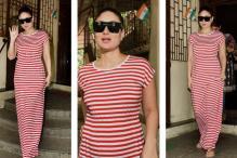 Kareena Kapoor Khan Radiates Pregnancy Glow During Her Recent Outing