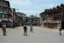 Restrictions Imposed to Halt Separatist March in Srinagar