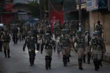 Curfew Remains in Force in Some Areas of Srinagar