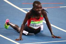 Rio 2016: Kenya's Vivian Cheruiyot Wins Women's 5,000m Gold