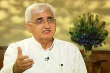 BJP Should Declare it Will Contest Polls With Cheques Only: Salman Khurshid