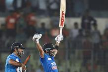 Virat Kohli Will Make a Good Captain in All formats: MS Dhoni