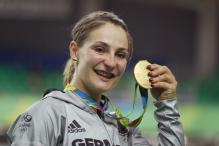 Rio Olympics: Kristina Vogel Loses Saddle But Wins Gold in Track Sprint