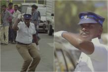 This Chennai Traffic Cop's Dramatic Signalling Style Is Inspiring