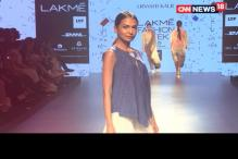 Watch: Indian Textiles Being Celebrated At Lakme Fashion Week