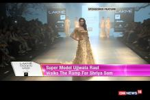 Watch: Top Models, Leading Designers Steal The Show At Lakme Fashion Week