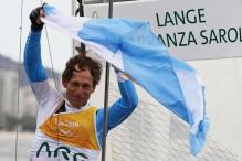 Rio Olympics: Cancer-Survivor Lange Wins Nacra Gold for Argentina