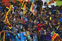 Police Fire Teargas at Sri Lanka Cricket Fans