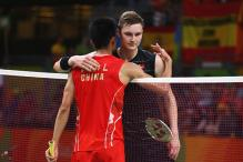 Rio 2016: Axelsen Beats Lin Dan to Clinch Bronze