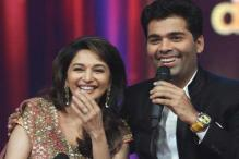 Happy to Continue With 'Jhalak Dikhla Jaa' but I Miss Madhuri: Karan Johar