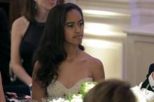 Malia Obama Allegedly Caught Smoking, Video Goes Viral