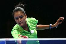 Table Tennis: Mouma Das, Manika Batra Crash Out of Rio Olympics 2016