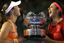 Sania-Martina Attribute Poor Results Behind Split