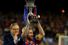 Marvellous Arda Turan Fires Barcelona to Super Cup glory