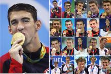 Enduring Images of Rio Olympics 2016