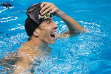 Rio 2016: Mighty Phelps Stunned on Record-Breaking Day