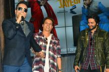 Mika Singh Raises Eyebrows With Adult Humour At 'Happy Bhaag Jaayegi' Music Launch