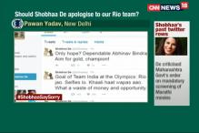 Rio 2016: Should Shobhaa De Apologise to India's Olympic Contingent?