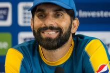 Misbah-ul-Haq Slams 34-Ball Century in Charity Match