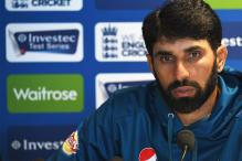 Politics Has to be Kept Out of Sport: Misbah on Indo-Pak Ties