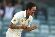 Mitchell Johnson Set for Big Bash Debut With Perth Scorchers