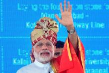 Narendra Modi's 66th Birthday Celebrations Aim for Four Records