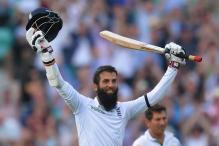 4th Test: Ton-up Moeen Ali Punishes Pakistan on Day 1