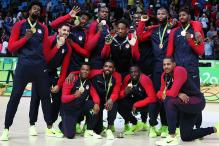 Rio 2016: US NBA Stars Rip Serbia for Third Basketball Gold in a Row