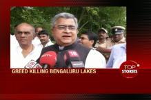 Watch: Reality of Bengaluru Lakes
