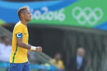Rio 2016: Neymar Deserves More Respect, Says Brazil Coach