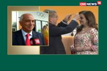 Humbled by IOC recognition: Nita Ambani