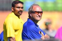Coach Oltmans Bemoans India's 'Non-execution of Game Plan'