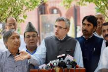Kashmir Unrest Result of Govt's Mistakes, Can't Blame Pakistan: Omar