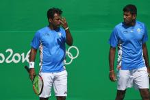 Paes, Bopanna Went in Cold Into the Olympics: Bhupathi