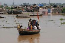 Centre Rushes 10 NDRF Teams to Flood Hit Uttar Pradesh & Bihar