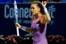 Agnieszka Radwanska Breezes Into New Haven Final