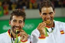 Rio 2016: Rafael Nadal Hails 'Unforgettable' Golden Return