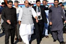 Rajnath's Speech in Pakistan Was Not 'Blacked Out', says Centre