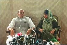 Mehbooba Running Short of Options to Restore Peace in Kashmir